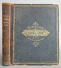 History of Ashtabula County, Ohio