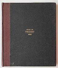 1898 Atlas of Lake County Ohio