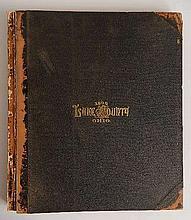 1898 Atlas of Lake County Ohio