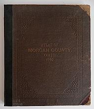 Atlas of Morgan County Ohio