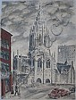 Raymond Calcey- ''A Pittsburgh Tribute to God''-, Raymond Calcey, Click for value