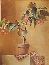 Margaret Schauffler oil