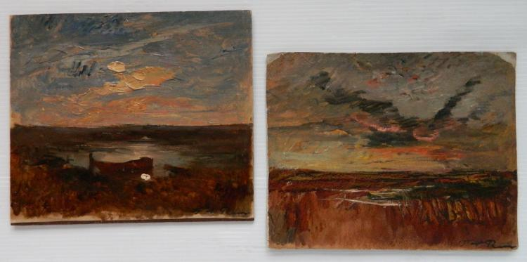 Auguste Ravier oils