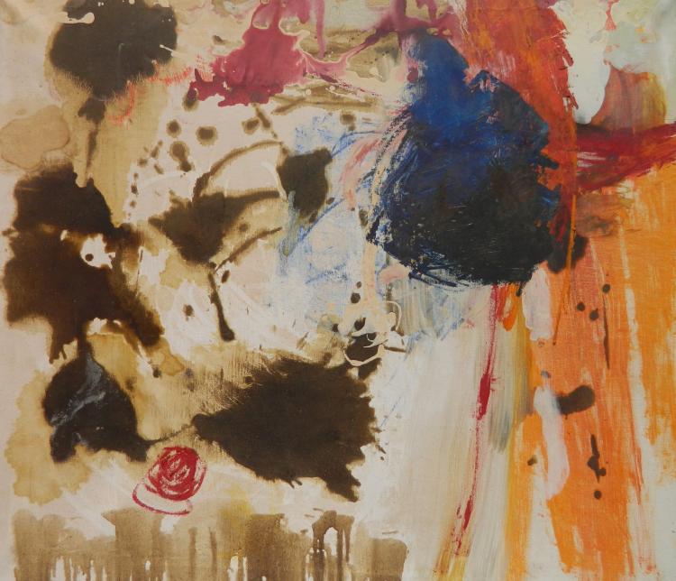 Lily Dreyfuss oil
