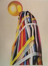 Christopher Pekoc pastel