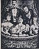 Frank W. Peers- Theatre Box- wood engraving,