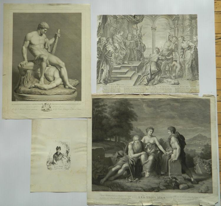 A Collection of Old Master Prints   Christies