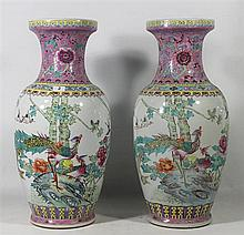 A PAIR OF CHINESE