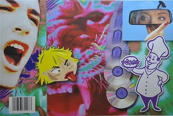 David Wadelton (b.1955) Digitally Remastered 2000