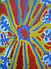 LORNA FENCER NAPURRULA (c.1925-2006) 'BUSH POTATO' Acrylic on canvas. 122 x 51cm., Lorna Fencer Napurrula, Click for value