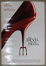 The Devil Wears Prada Movie Poster - Meryl Streep