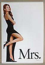 Mr and Mrs Smith Movie Poster -