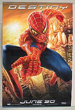 Spiderman Movie Poster - Tobey Maguire
