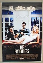 The Producers Movie Poster - Lane/Broderick