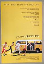 Little Miss Sunshine Movie Poster - Carell, Collette, Kinnear