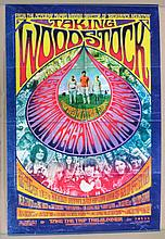 Taking Woodstock Movie Poster - Martin, Goodman, Hibbert