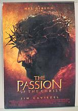 The Passion of Christ Movie Poster - Caviezel, Bellucci