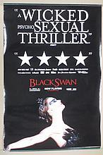 Black Swan Movie Poster - Natalie Portman