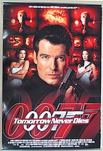 Movie Poster - Tomorrow Never Dies - Pierce Bronson