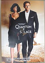 Movie Poster - Quantum of Solace - Daniel Craig