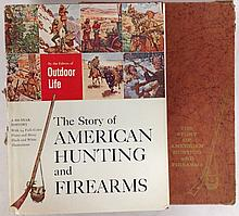 Book: The Story of American Hunting and Firearms