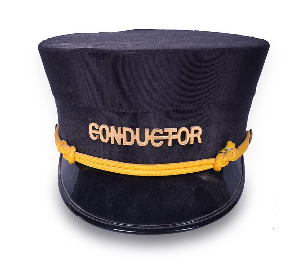 Chicago, South Shore, & South Bend Railroad Conductors Hat