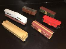 HO Scale Freight Car Assortment