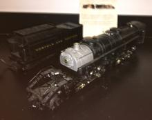 MTH NW O Gauge 2-8-8-2 Steam Engine