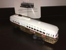 MTH SEPTA O Gauge PCC Street Car