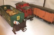 LGB G Scale Train Cars