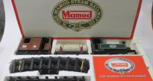 Mamood Large Scale Live Steam Train Set