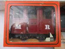 Mamood Large Scale Live Steam Passenger Car