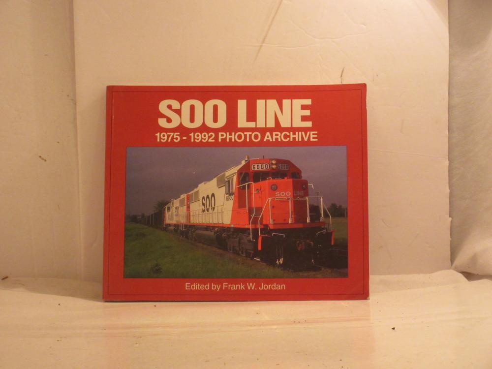 Soo Line Photo Book