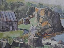 Oughtred Buchanan (Scottish 1883-1978) £50-70