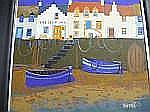 GEORGE BIRRELL, The Ship Inn, oil on panel (60 x