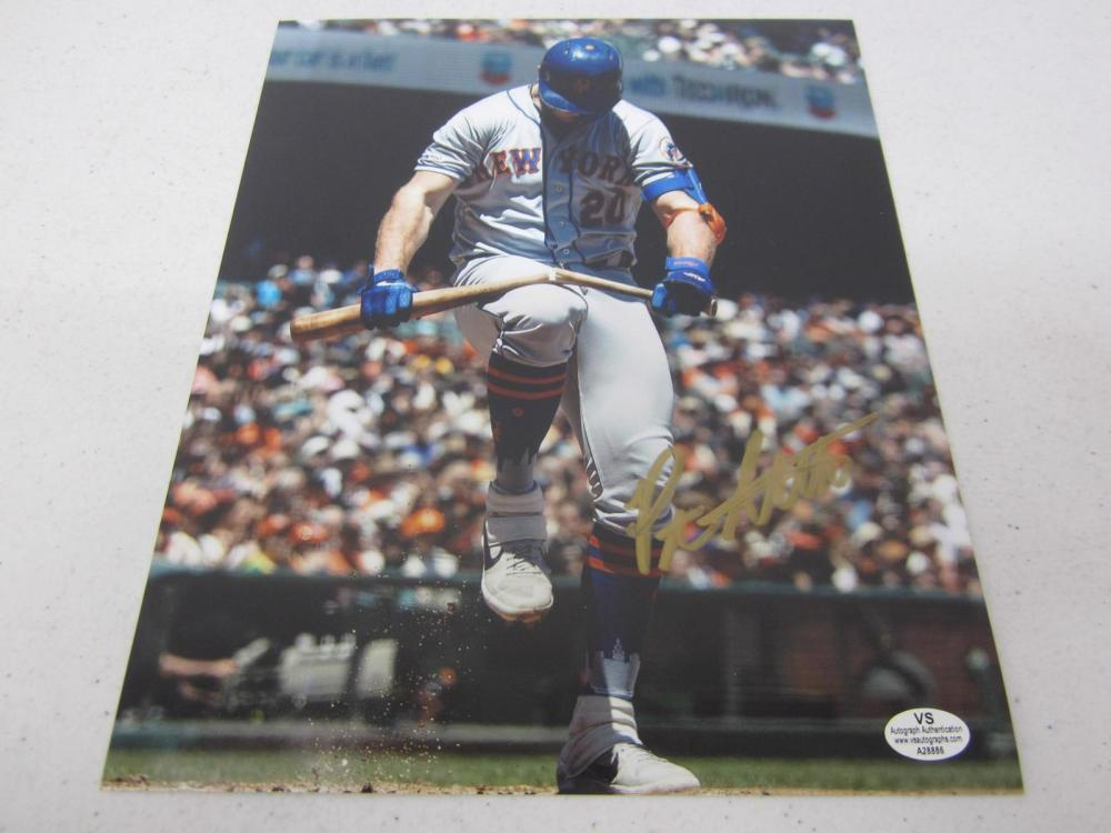 Pete Alonso Mets Signed Autographed 8x10 Photo Certified Coa