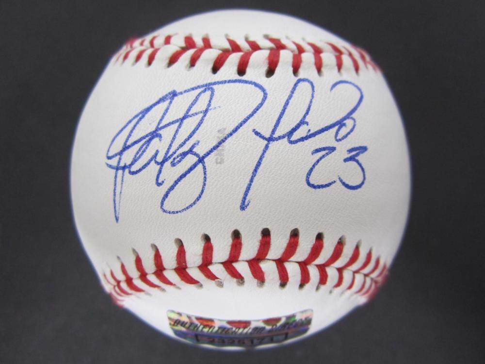 Fernando Tatis Jr Padres Signed Autographed Baseball Certified Coa