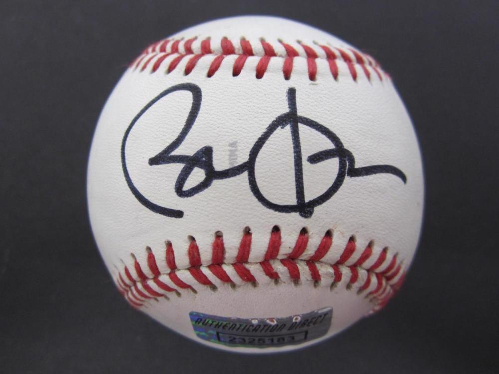 Barack Obama Signed Autographed Baseball Certified Coa