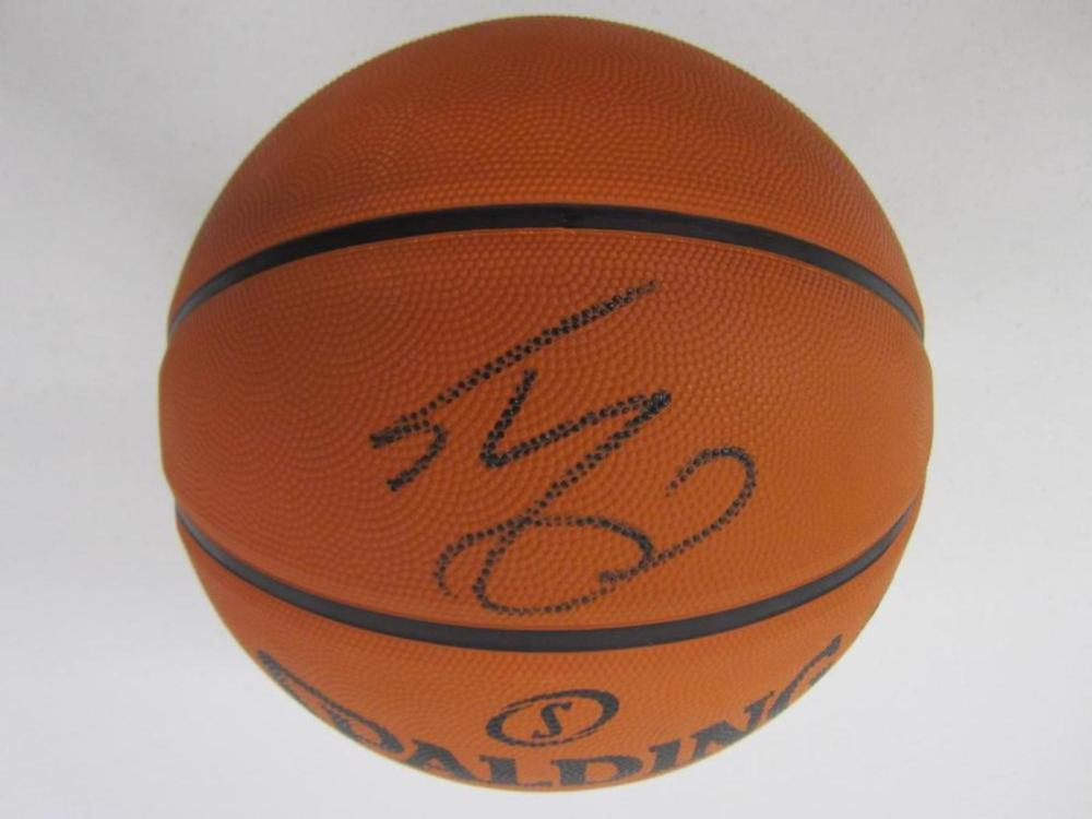 Shaquille O'Neal Signed Autographed Basketball Certified Coa