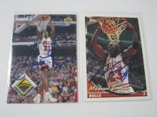 All The Stars 3 Autographed Jerseys  balls cards Photos