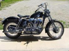 1961 Harley Davidson XLCH Restored Beauty