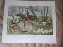 Henry Thomas Alken print