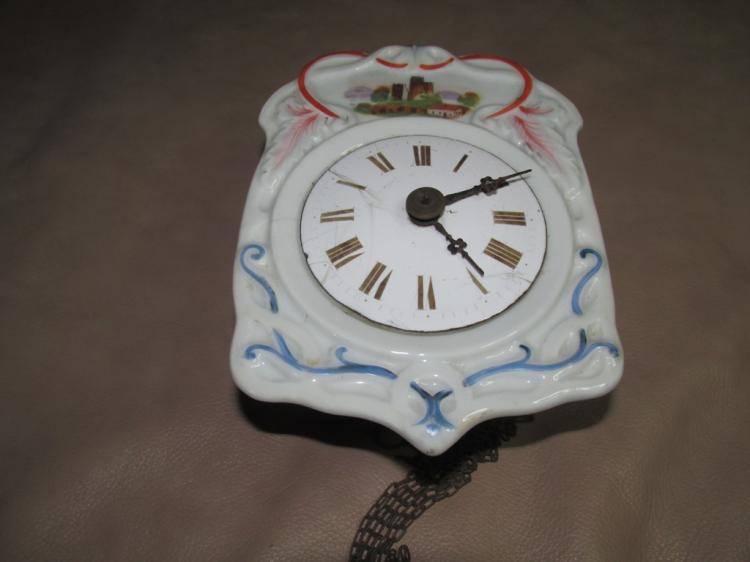 c1800 Wall Clock