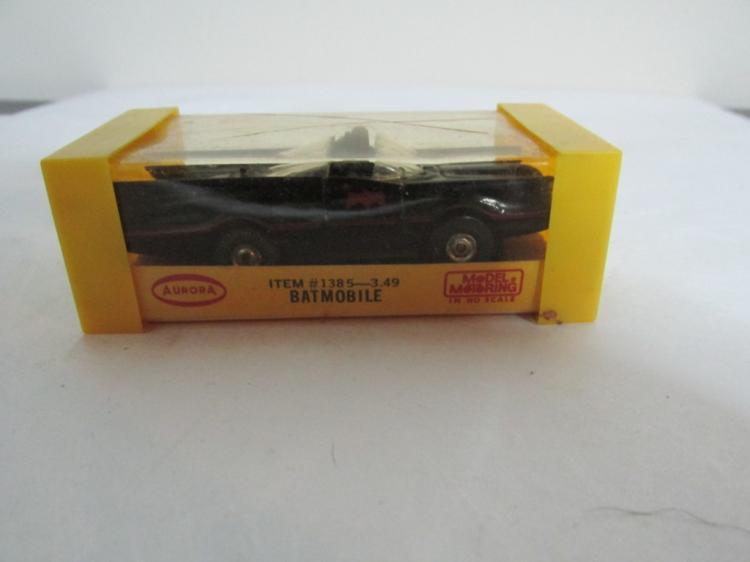 1960's Batmobile in original box