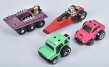1970 SSP cars