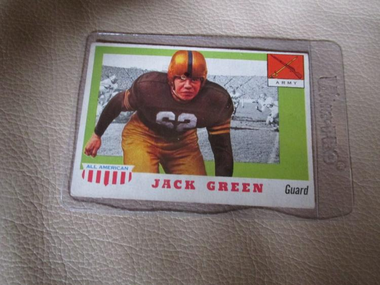 John Green All American card #53