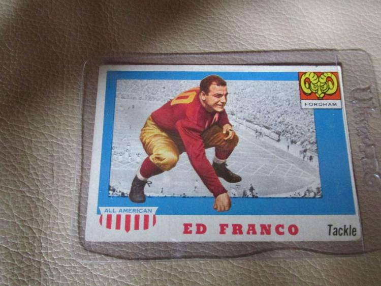 Ed Franco All American Card #58