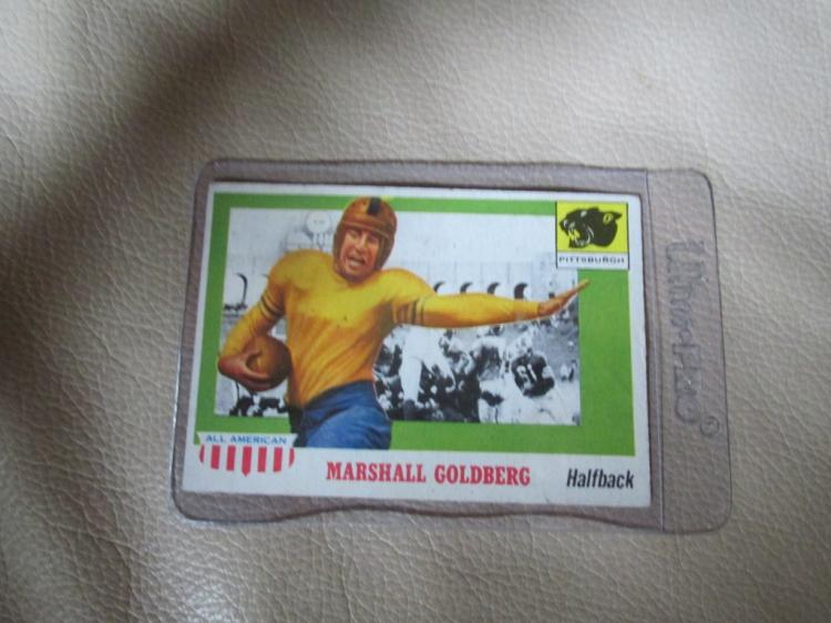 Marshall Goldberg All American Card #89