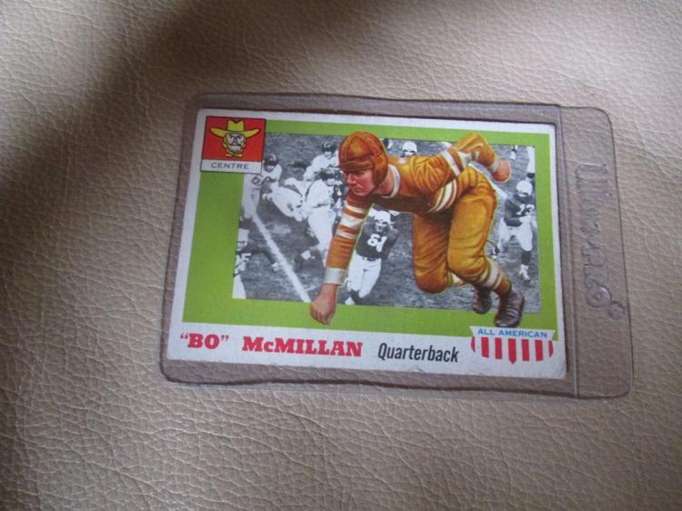Bo Mcmillan All American card #47
