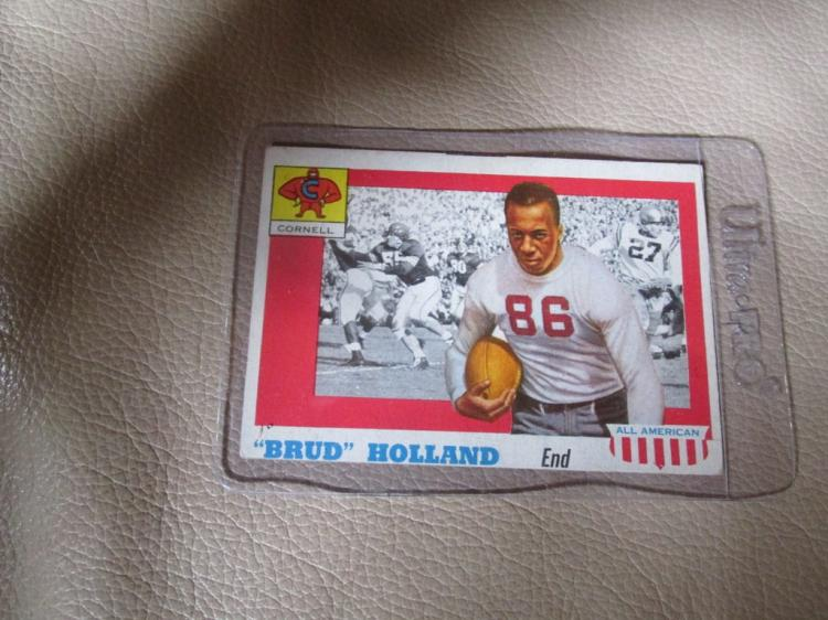 Brud Holland All American Card #39